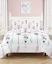 Dreamy 7 Pc Full Comforter Set