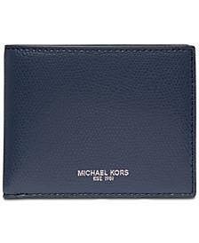 Men's Andy Slim Leather Billfold Wallet