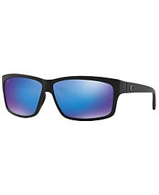 Costa Del Mar Polarized Sunglasses, CUT POLARIZED 61