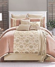 CLOSEOUT! Ranelle 10-Pc. Comforter Sets