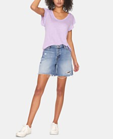 Sanctuary Bandit Denim Shorts