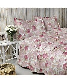 Floral Crush Sheet Set, Full