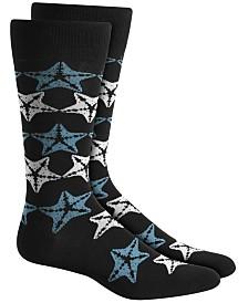 Alfani Men's Starfish Socks, Created for Macy's