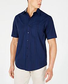 Men's Inaldo Dobby Shirt, Created for Macy's