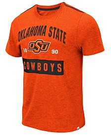 Colosseum Men's Oklahoma State Cowboys Team Patch T-Shirt