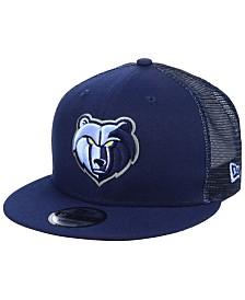 New Era Memphis Grizzlies Nothing But Net 9FIFTY Snapback Cap