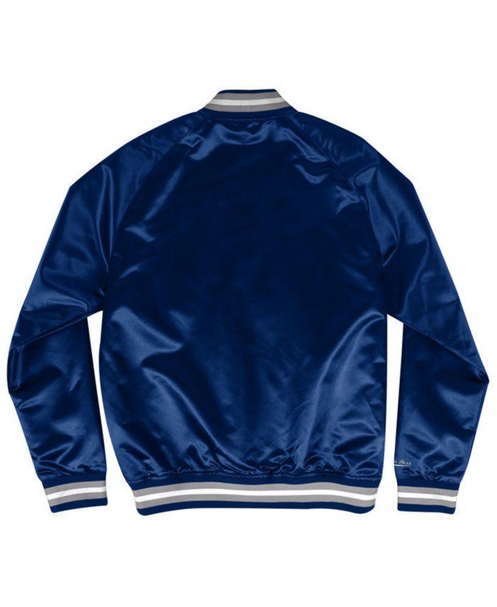 Mitchell & Ness Men's New York Yankees Lightweight Satin Jacket & Reviews - Sports Fan Shop By Lids - Men - Macy's