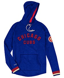 Mitchell & Ness Men's Chicago Cubs Midweight Appliqué Hoodie