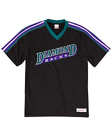 Mitchell & Ness Men's Big & Tall Arizona Diamondbacks Coop Overtime Vintage Top