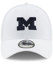 New Era Michigan Wolverines Perf Play 39THIRTY Cap