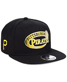 New Era Pittsburgh Pirates Swoop 9FIFTY Snapback Cap