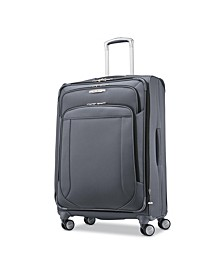 """Lite-Air DLX 25"""" Expandable Spinner Suitcase, Created for Macy's"""