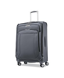"""Samsonite Lite-Air DLX 25"""" Expandable Spinner Suitcase, Created for Macy's"""