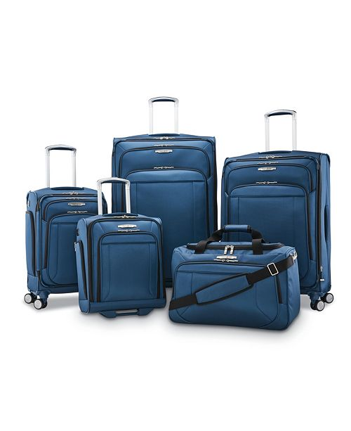 0f0137ad ... Samsonite Lite-Air DLX Luggage Collection, Created for Macy's ...