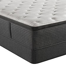 "BRS900-C-TSS 16.5"" Plush Pillow Top Mattress Set - Twin XL, Created for Macy's"