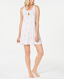 Floral-Print Chemise Nightgown, Created for Macy's