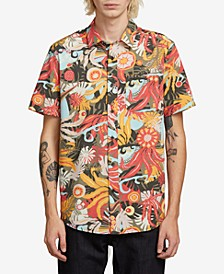 Psych Floral Short Sleeve