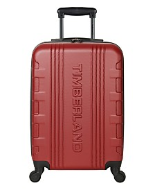 "Timberland Bondcliff 21"" Hardside Spinner Suitcase"