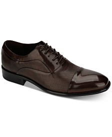 Kenneth Cole Reaction Men's Audio Lace-Up Oxfords