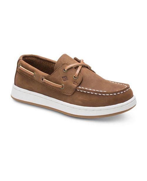 Sperry Little & Big Boys Sperry Cup II Junior Boat Shoe