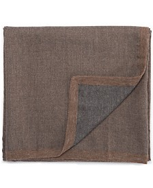 """Jaipur Living Rogers Brown/Gray Solid Throw 50"""" X 60"""""""