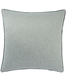 Rollins Solid Poly Throw Pillow 22""