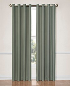 """Dane 52"""" x 84"""" Thermaback Blackout Curtain Panel"""