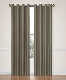 """Dane 52"""" x 95"""" Thermaback Blackout Curtain Panel"""