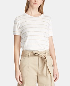 Lauren Ralph Lauren Striped T-Shirt