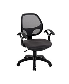 Techni Mobili Mid-back Task Office Chair