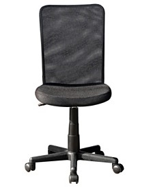 Techni Mobili Mesh Task Office Chair, Quick Ship