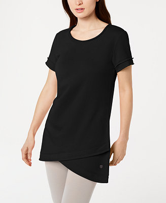 Dolphin Hem Tunic, Created For Macy's by General