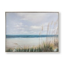 Graham & Brown Coastal Shores Framed Canvas Wall Art