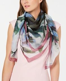 1f0ab38bcb9 Womens Silk Scarves: Shop Womens Silk Scarves - Macy's