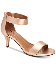 49be4fd58dd55 Rose Gold Shoes - Macy's