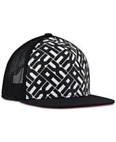 pretty nice aa764 2dee8 A X Armani Exchange Mesh Logo Baseball Cap