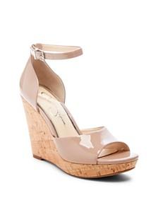 Jessica Simpson Jarella Wedge Sandals