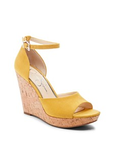 Jessica Simpson Jarella Wedge Sandals