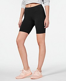 High-Waisted Bike Shorts