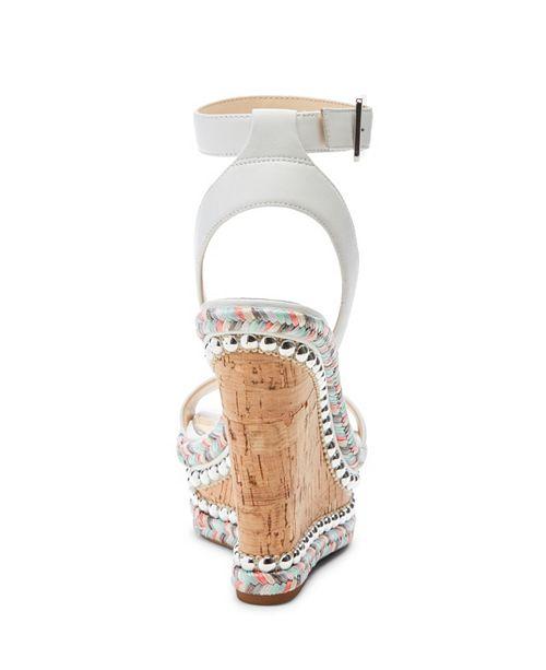 c3a2a7e7f50a Jessica Simpson Alinda Woven Platform Wedge Sandals   Reviews ...