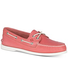 Men's A/O 2-Eye Boat Shoes