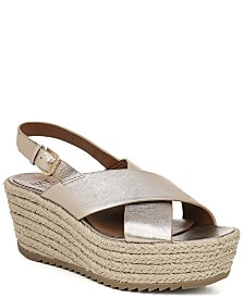 Naturalizer Oak Slingback Espadrille Sandals