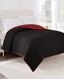 Martex Reversible King Coverlet