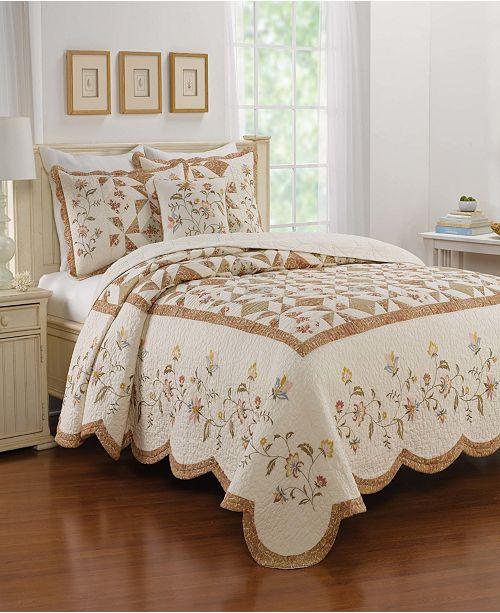 WestPoint Home Nostalgia Home Caroline King Bedspread
