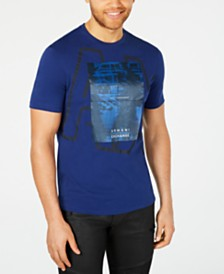 A|X Armani Exchange Photograph Graphic T-Shirt