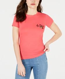GUESS Organic Cotton Message T-Shirt