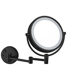 Nameeks Glimmer Double Face LED 5x Magnifying Mirror