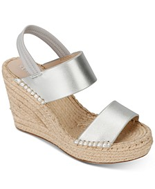 Women's Olivia Simple Wedge Sandals