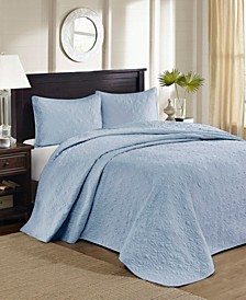 Quebec 3-Pc. King Bedspread Set