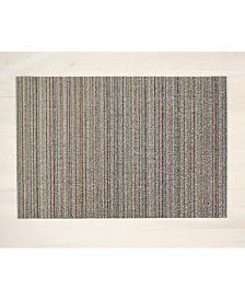 """Chilewich Skinny Stripe Shag - 18"""" x 28"""""""